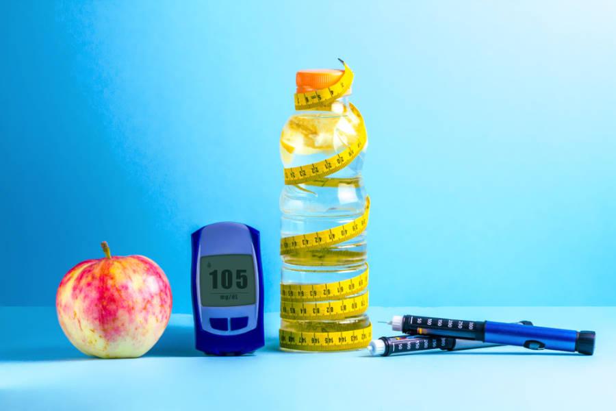 è più difficile perdere peso se diabetico