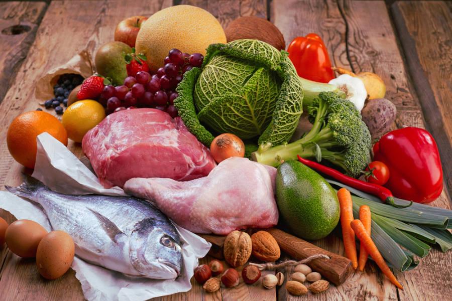 lista di cibo dieta paleo per i diabetici