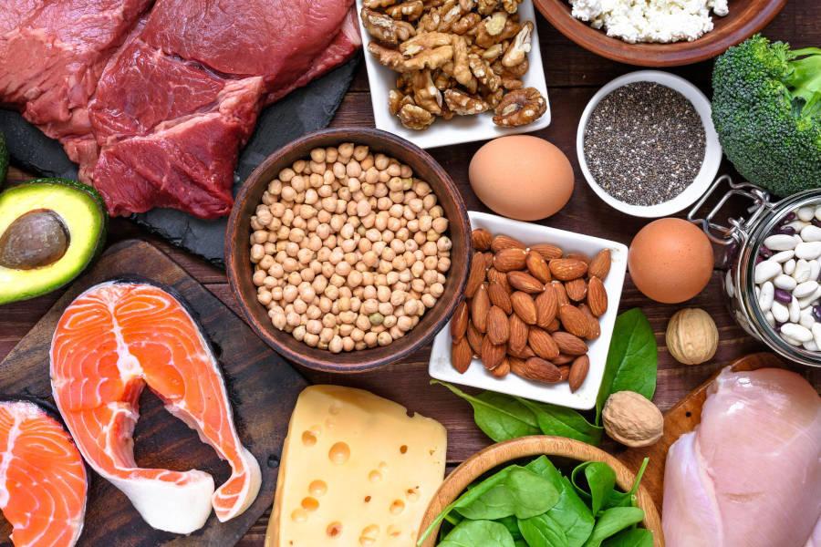 dieta a base di proteine proteiche per la perdita di peso