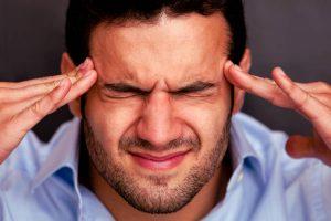 mal di testa tempie