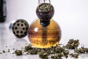 bong marijuana e cannabis