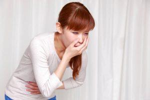 nausea e conati di vomito