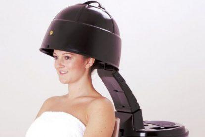 casco asciugacapelli