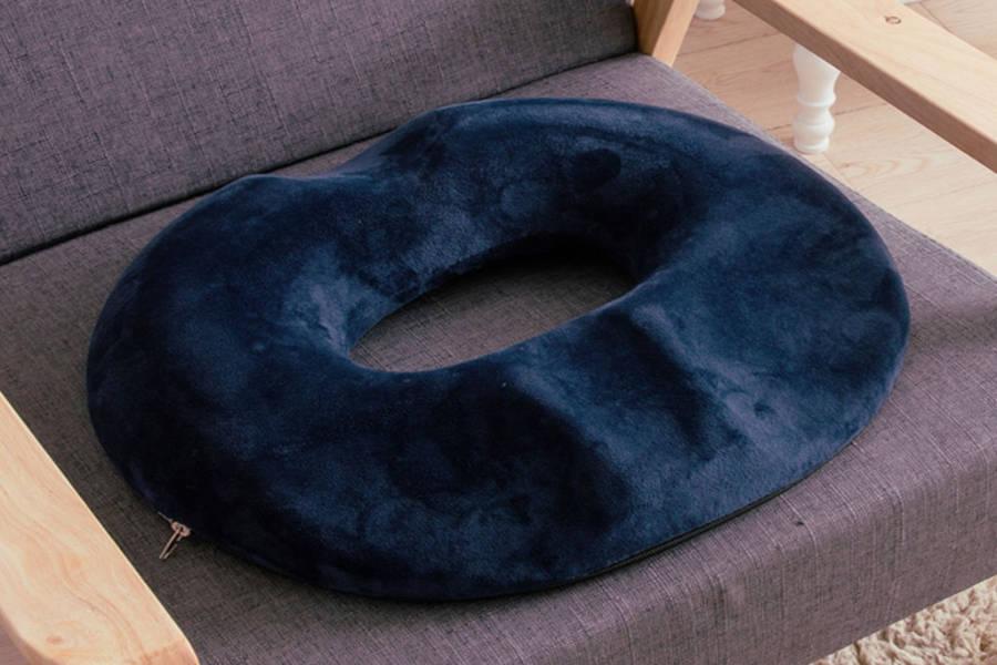 Cuscini Per Sedersi.Cuscino Emorroidi Migliore Ciambella Per Sedersi Regogoo