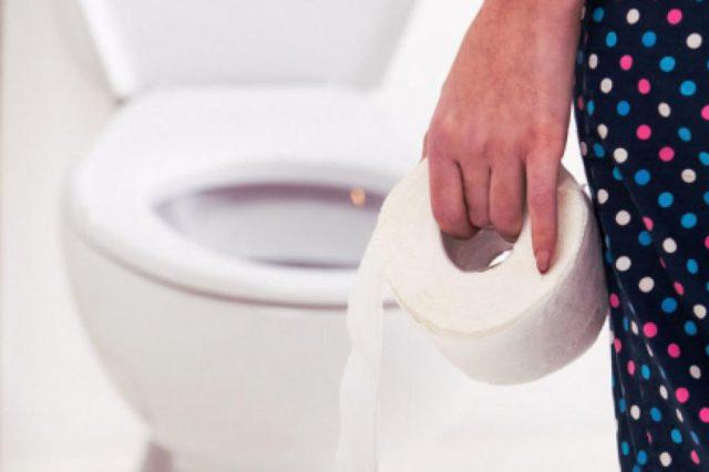 diarrea bagno