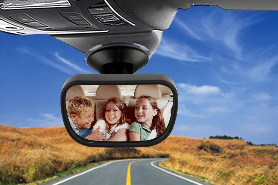 specchietto retrovisore bambini
