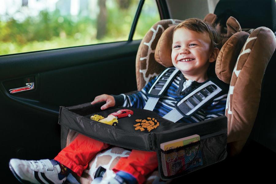 Vassoio da viaggio per bambini, modelli per auto | Regogoo